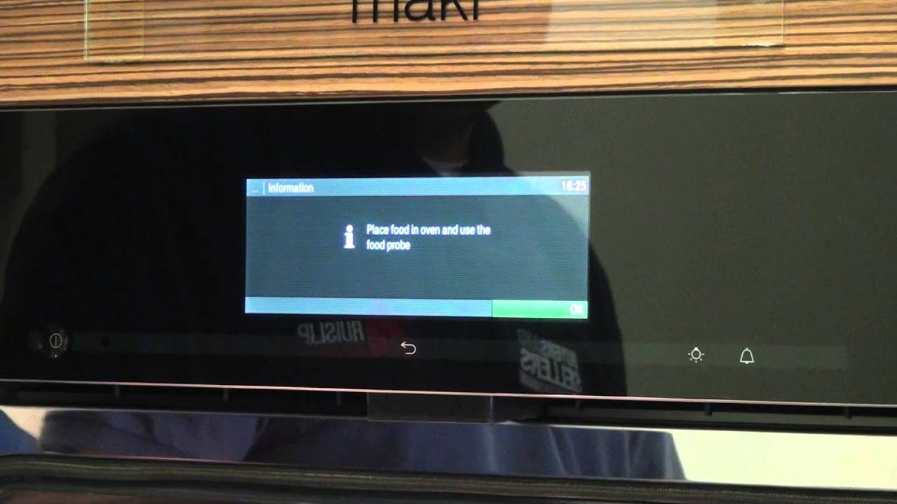 Miele H6860bp M Touch Single Oven Youtube