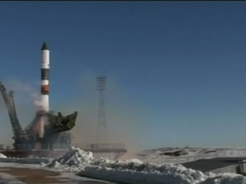 Russia Launches Robotic Cargo Ship to Space Station