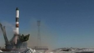 Raw: Unmanned Russian Cargo Ship Launched to ISS