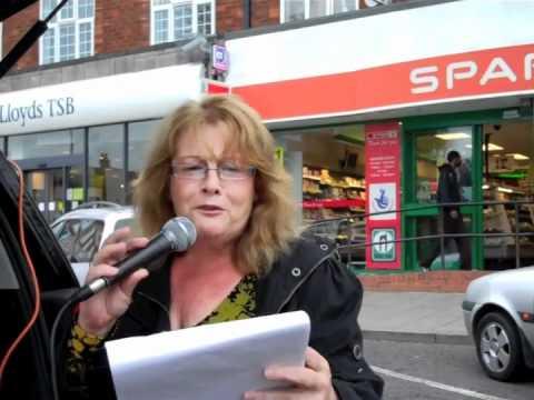 Mercia - Street Star Karaoke, Kim from Willenhall