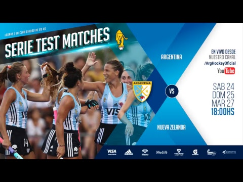 TestMatch#03 Argentina vs Nueva Zelanda
