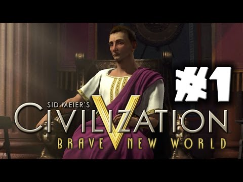 Civilization 5: Immortal Rome - Part 1