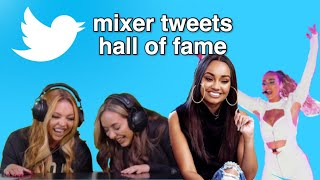 mixer tweets that were there for me when no one else was (best mixer tweets)