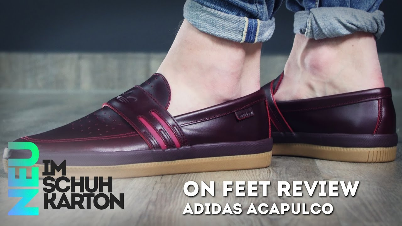 new product 9d76f 259ea Adidas Acapulco  Review