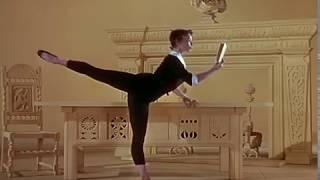 leslie caron - dancing - an american in paris 1951