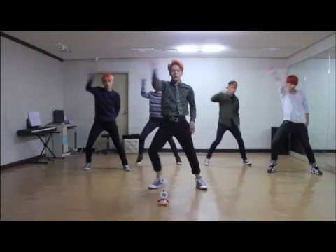 A-PRINCE - YES or NO Mirrored Dance Practice