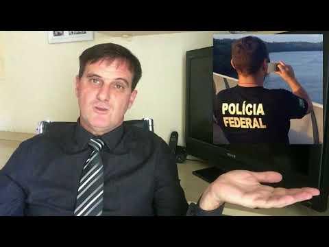 A Polícia Federal nas Fronteiras: Oiapoque/AP.