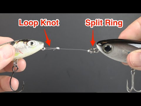 Loop Knot Vs. Split Ring (PROS & CONS)