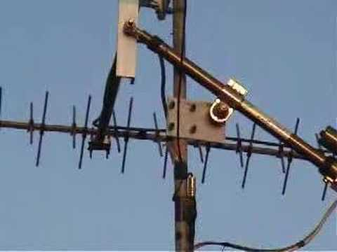 Sorry, ham radio satellite tracking antenna not