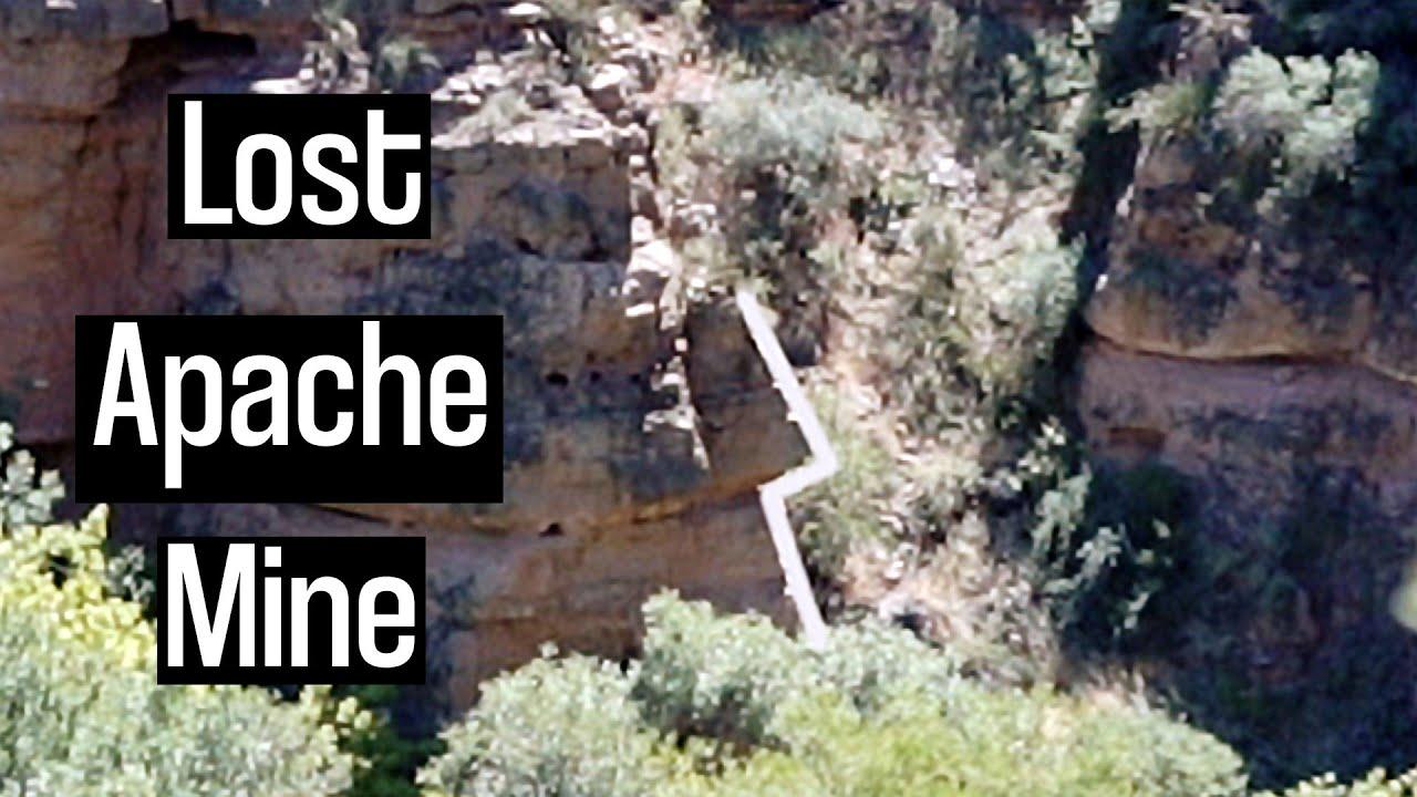 Geronimo's Hidden Treasure