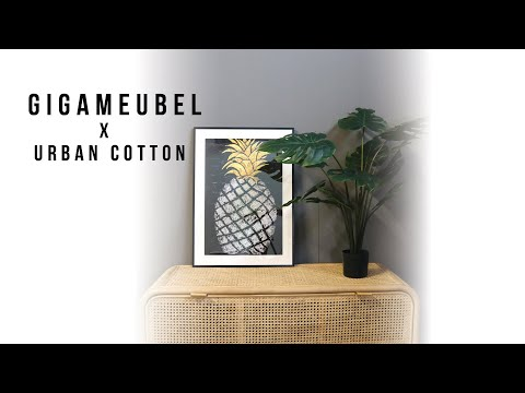 Urban Design Meubels.Gigameubel X Urban Cotton Youtube