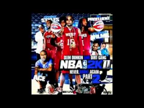 """Slim Dunkin """"Im In It""""   """"20, 50's, 100's""""   """"Exclusive Freestyle""""  """"Bout Them Bands""""  """"Patron"""""""
