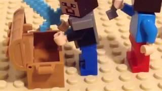 Lego Leftovers 2: Ultimate Lego Minecraft Hunger Games 16 (read description first)