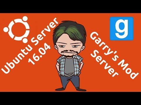 How-To Setup a Garry's Mod Server on Ubuntu Server 16.04