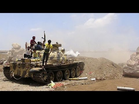 Fighters linked to Al Qaeda seize airport and oil terminal in southern Yemen