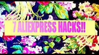 ALIEXPRESS HACKS! How to find items and brands on AE