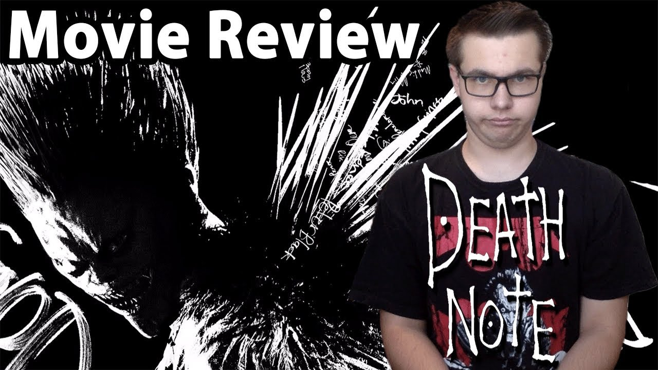 Death Note - review   TN2 Magazine