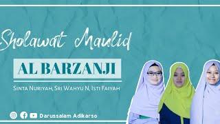 Download Lagu Sholawat Maulid Al Barjanji | Santri PP Darussalam, Adikarso mp3