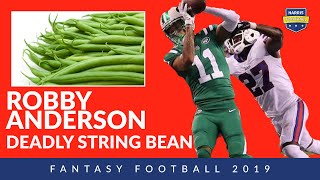 Robby Anderson is GOOD, but is he GOOD ENOUGH for fantasy football 2019?