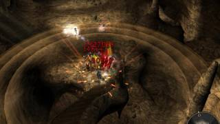 Dungeon Siege 2 - A Mysterious Cave - Elite Difficult - Warrior Solo