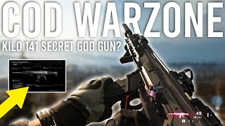 Call of Duty Warzone - Kilo 141 is secretly good?