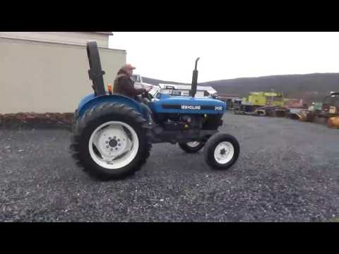1999 New Holland 3430 Farm Tractor 540 PTO 3 Point Hitch Nice For Sale