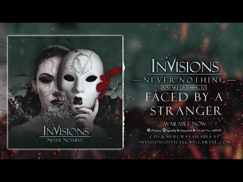 InVisions - Faced By A Stranger (Official Audio Stream)