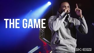 "The Game ""Hate It or Love It"" Freestyle LIVE on SKEE TV"