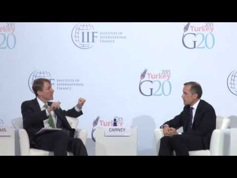 In Conversation with Governor Mark Carney
