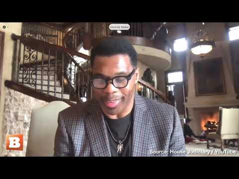 Herschel Walker on Reparations: 'We Use Black Power to Create White Guilt'
