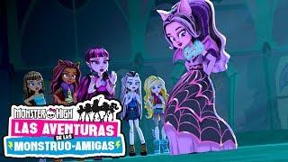Conoce a las Monstruo-amigas   Las aventuras de las monstruo-amigas   Monster High