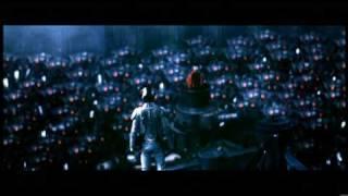 Casshern fight scene (widescreen HQ)
