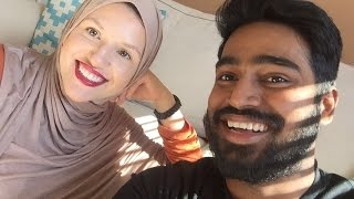 My Indian Husband speaks Lithuanian (Language challenge)