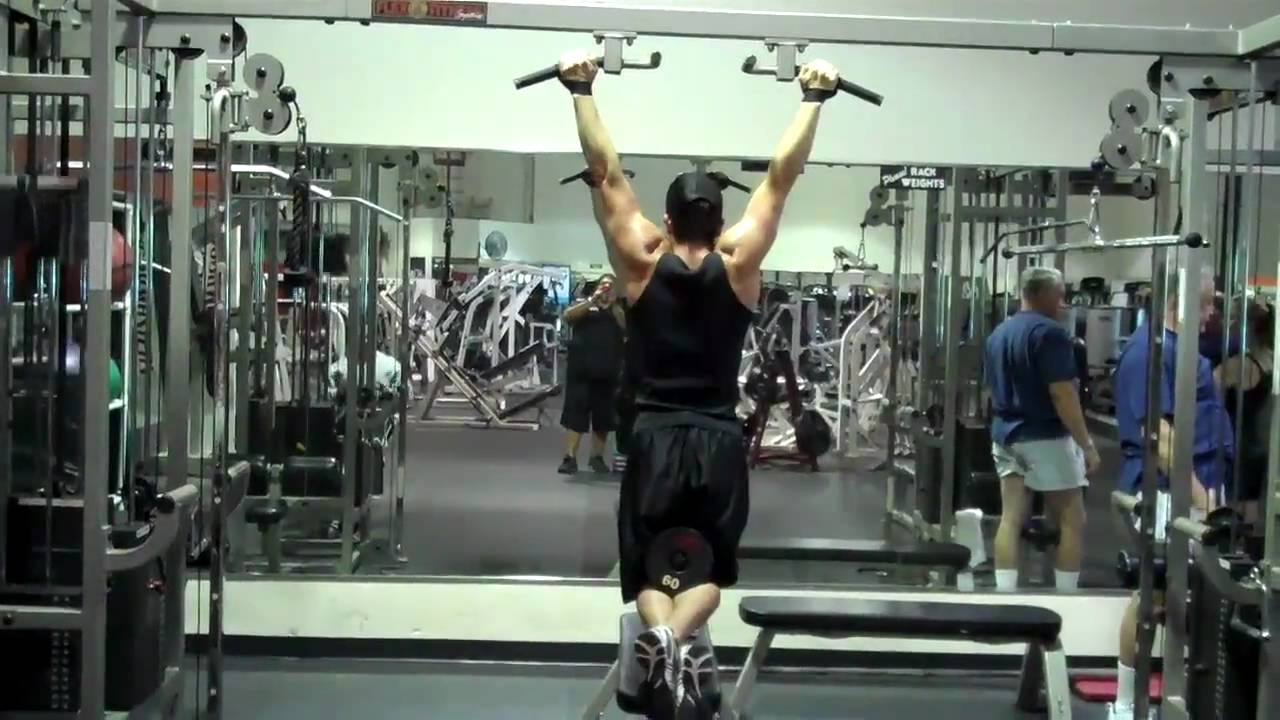 how to make pull ups harder without weights