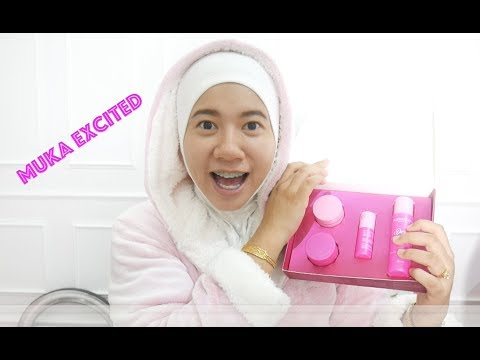 Mona Review Produk Aurawhite Skin Spa Trial