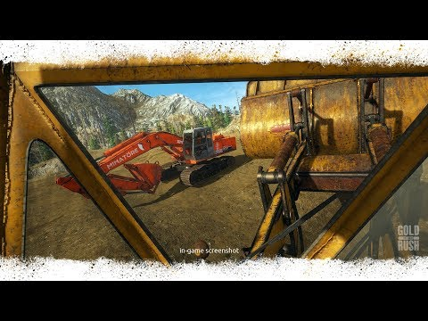 Gold Rush The Game | Getting Our Claim | Episode 1 | OUT NOW !!!!!