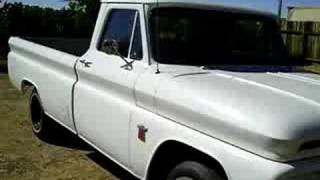 bad ass 1964 chevy truck!