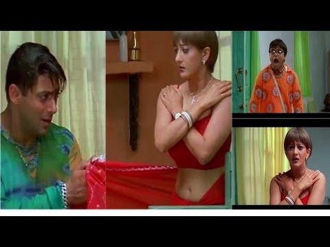 Salman Khan & Rajpal Yadav Comedy Scene With Supriya Karnik# Movie - Mujhe Se Shaadi Karoge
