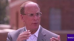 Larry Fink ('76) Talks Macroeconomics and Investments with Yahoo Finance