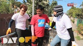 Day Off: Jason Francisco at Ken Chan, magiging basurero!