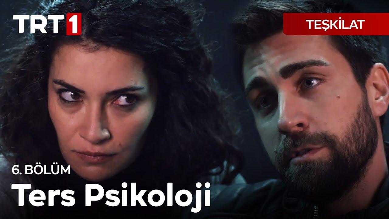 Serdar Leyal'i Sorguluyor! - Teşkilat 6. Bölüm