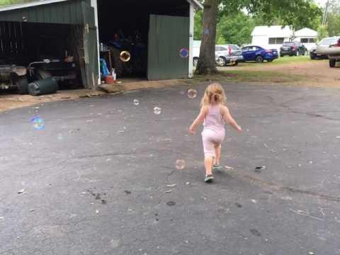 Bubble! Bubbles! Bubbles! Bubbles! Ouch
