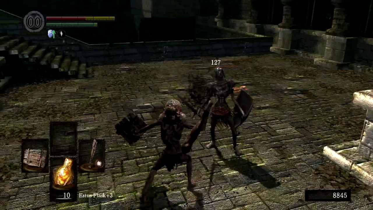 Dark Souls : Back To Darkroot Garden - 18 - YouTube