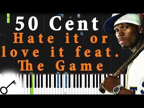 hate it or love it Hate it or love it this song is by the game, features 50 cent and appears on the album the documentary (2005).