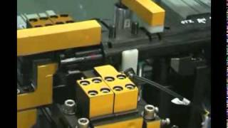 Car Seat Track Assembly Machine By Orbital Systems, India