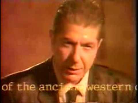 Leonard Cohen   The Future Official Music Video