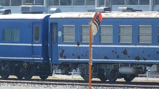 【C11 207 SL大樹 南栗橋入場後の様子】JR四国から譲渡の12系客車が久々に屋外留置 その他南栗橋留置車両
