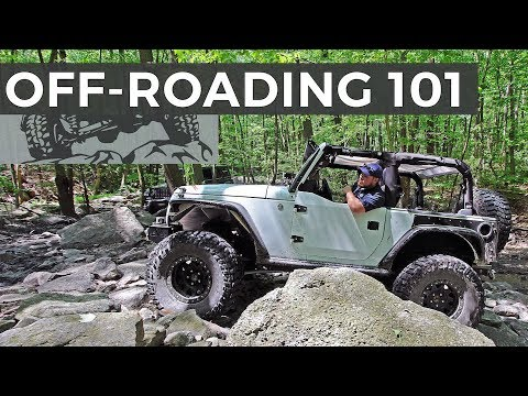 So You Wanna Go Off Road? What You Need To Know For Your First Time!