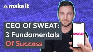 Tobi Pearce On The 3 Fundamentals Of Success