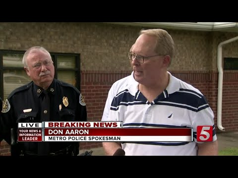 Police Identify Suspect, Victims In Church Shooting